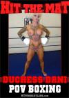 Duchess Dani POV Boxing Boxcover