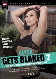 Alysa Gets Blaked 2 Porn Video
