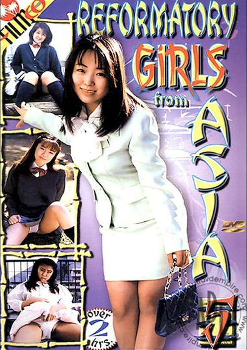 Reformatory Girls From Asia #5