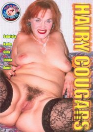 Hairy Cougars Porn Movie