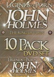 Legends Of Porn: John Holmes 10-Pack Porn Movie