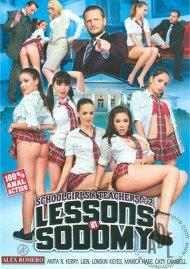Schoolgirls & Teachers #2: Lessons In Sodomy Porn Video