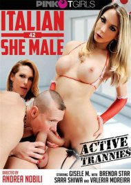 Italian She Male #42 Porn Movie
