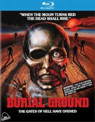 Burial Ground Blu-ray Movie