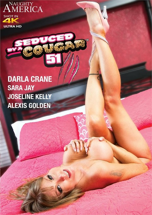 Seduced By A Cougar Vol. 51