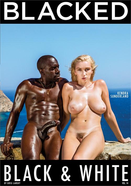 Black & White Vol. 14 Blacked Naomi Woods Joss Lescaf