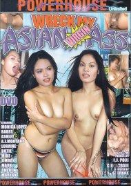 Wreck My Asian Virgin Ass Porn Video