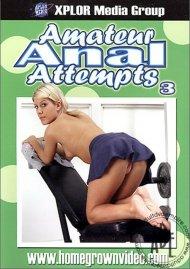 Amateur Anal Attempts 3 Porn Video