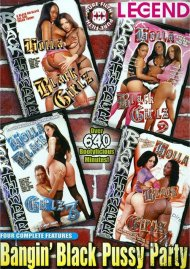 Bangin Black Pussy Party Porn Movie