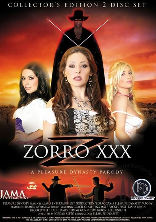 Zorro XXX (2012)