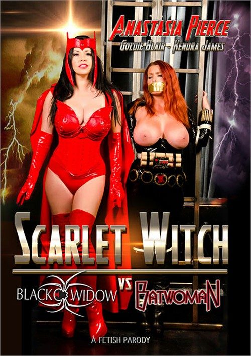 Black Widow Porn Fetish - Scarlet Witch VS Black Widow And Batwoman