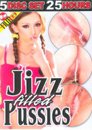 Jizz Filled Pussies 5-Disc Set Porn Movie