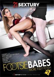 Footsie Babes: More Foot Fetish 1 Porn Movie