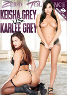 Keisha Grey VS. Karlee Grey Porn Video