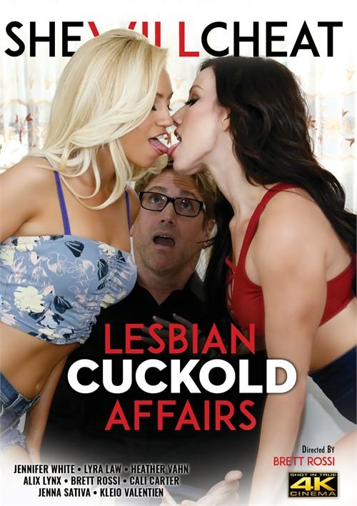 lesbian cuckold