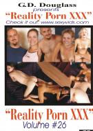 Reality Porn XXX Volume #26 Porn Video