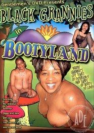 Black Grannies In Bootyland Porn Movie