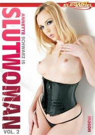 Annette Schwarz is Slutwoman Vol. 2 Porn Movie