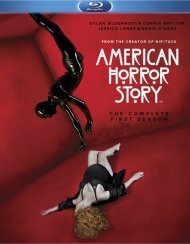 American Horror Story: The Complete First Season Blu-ray Movie