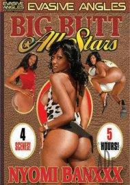 Big Butt All Stars: Nyomi Banxxx Movie
