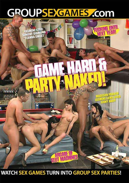 Sex games for adult parties
