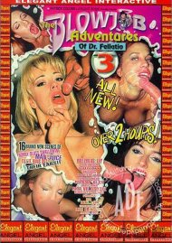 Blowjob Adventures of Dr. Fellatio #3, The Porn Movie