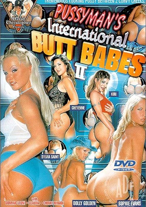 Pussymans International Butt Babes 2