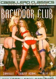 Backdoor Club, The Porn Movie