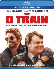 D Train, The (Blu-ray + UltraViolet) Blu-ray Movie