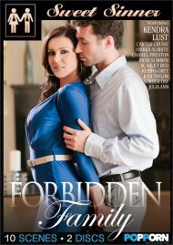 Forbidden Family  porn DVD from Sweet Sinner.