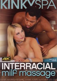 Interracial MILF Massage Porn Video