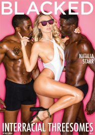 Interracial Threesomes Vol. 6 porn DVD from Blacked.