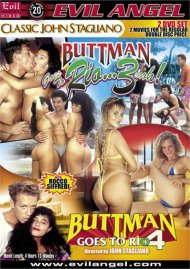 Buttman Goes To Rio 3 & 4