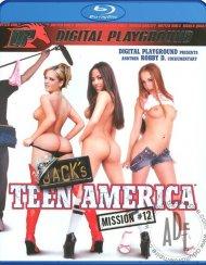 Teen America: Mission #12 Blu-ray Porn Movie