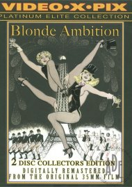 Blonde Ambition Platinum Elite Collection Porn Movie