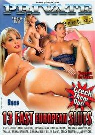 Best Of 13 East European Sluts Porn Movie