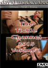 Tickle Channel 2015 Volume 1, The Boxcover