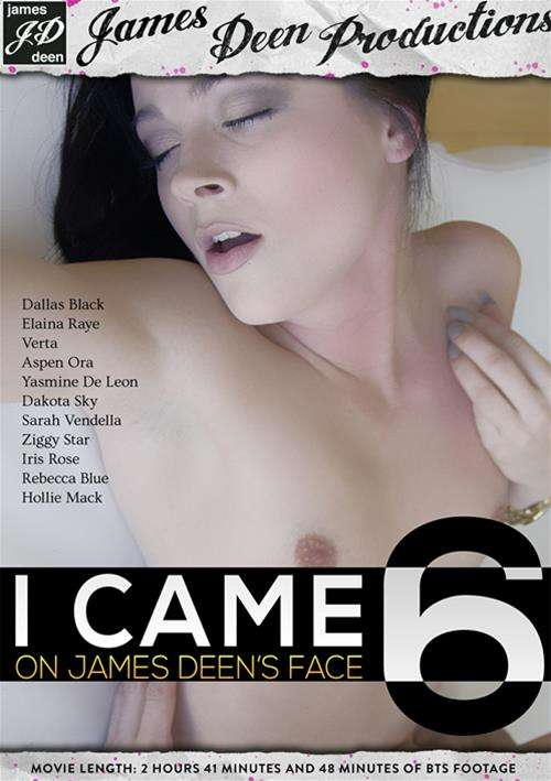 I Came On James Deens Face 6 (2016)