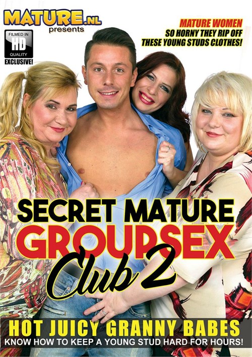 Group very sex mature