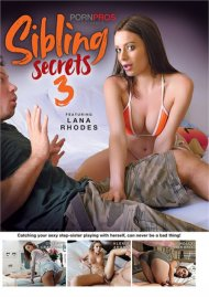 Sibling Secrets 3 DVD porn movie from Porn Pros.