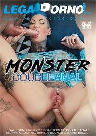 Monster Double Anal Movie