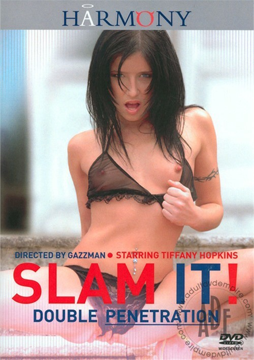 Slam It! Double Penetration