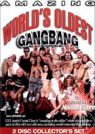 Worlds Oldest Gangbang Porn Movie
