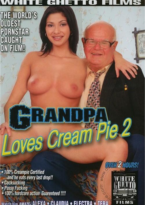 Granpa is a pornstar