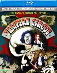 Vampire Circus (Blu-ray + DVD Combo) Blu-ray Movie