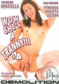 Wow Shes A Tranny!!! #4 Porn Movie