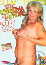 Hey, My Grandma Is A Whore #28 Porn Movie