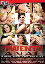 Twenty, The: Anal Movie