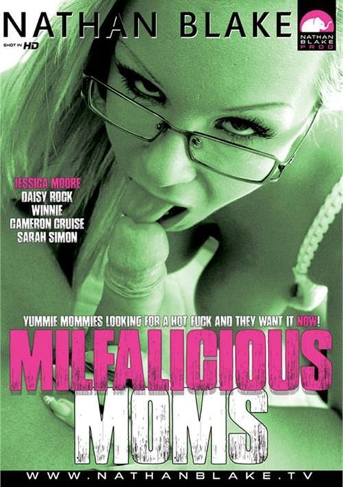 Nathan Blake - Milfalicious Moms