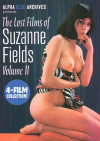 Lost Films of Suzanne Fields, The: Volume 2 Boxcover